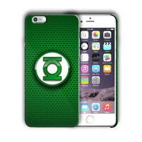 Green Lantern Logo Iphone 4s 5 5s 5c SE 6 6S 7 8 X XS Max XR 11 Pro Plus Case 1