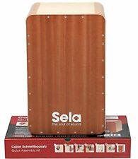 More details for cajon quick assembly kit, brown