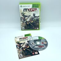 MXGP: The Official Motocross Videogame - Xbox 360 Game Complete TESTED CIB