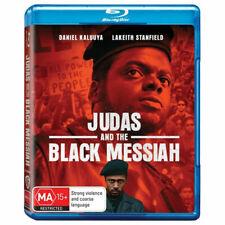 Judas And The Black Messiah (Blu-Ray, 2021) NEW