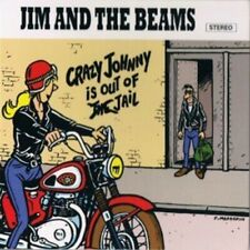 CD Jim and the Beams - Crazy Johnny is out of jail - Teddy Boy TED - NEW sealed