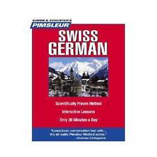 Swiss German by Simon & Schuster(CD-Audio)