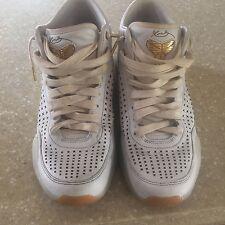 KOBE X EXT MID Sneakers white gold sz 9