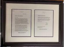 President Dwight Eisenhower, a 1959 Signed Letter, on White House Letterhead