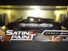 Motormax Pagani Huayra Matt Black 1/24 79502