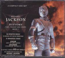 History i 2 CD Set (Oro) - Michael Jackson