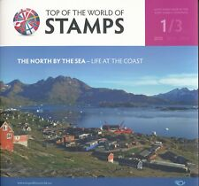 2010 MNH Sheets - North by the Sea - Denmark Finland Norway Sweden Aland + more