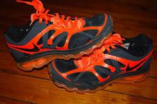 Nike Air Max 2012 GS Anthracite Black Orange Sneaker (5Y) 488122-003