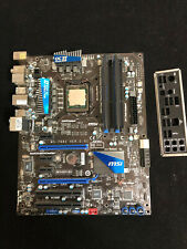 MSI P67A-GD55 Motherboard with Intel 2500K and 8GB DDR3 RAM - LGA1155