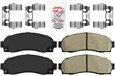 Disc Brake Pad Set-4WD Front Autopartsource fits 2001 Ford Explorer Sport Trac