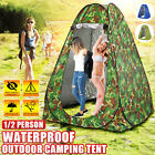 Waterproof Automatic 5-6 People Instant PopUp Tent Camping Hiking Canopy