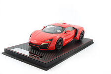 #f030-47 - Fronti-Art lykan Hypersport-Pearl Red - 1:18