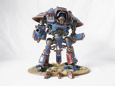Warhammer 40k Imperial Knight Titan Custom Painted by Pizzazz
