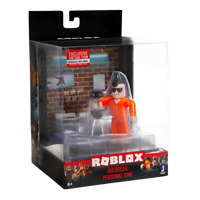 SEALED ROBLOX Celebrity DESKTOP SERIES Figure JAILBREAK PERSONAL TIME CORE PACK