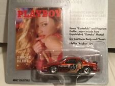 RARE 1999 Vintage Playboy Playmate of the Month Diecast Series Brooke Berry
