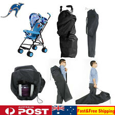 New Gate Check Umbrella Stroller Pram Pushchair Buggy Car Plane Travel Bag Cover