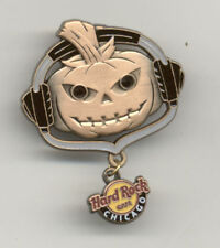 Hard Rock Cafe Chicago Halloween 2011 Pin