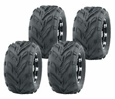 Set of 4 Wanda 145/70-6 Atv Go-Kart Mini Bike Tires 145x70x6 145x70-6 Warranty