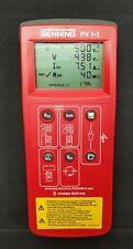 Benning Solar PV1-1 PV test meter only