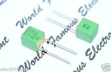 10pcs - WIMA FKP2 4700P (4,7nF) 630V 2.5% pitch:5mm Capacitor FKP2J014701I00HSSD