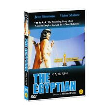 THE EGYPTIAN (1954) DVD - Jean Simmons (New & Sealed)