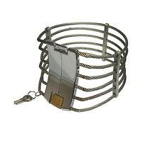 Metall Halsband Halsreif Halscorsage Halskorsett