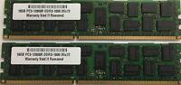 32GB 2x 16GB Dell PowerEdge R410 R510 R610 R710 R810 R910 Server Memory RAM