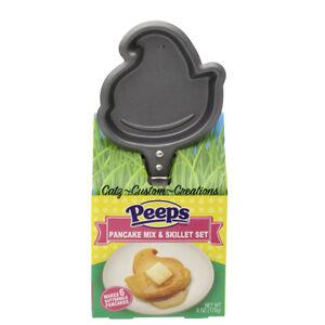 Peeps Chick Pancake & Skillet Set