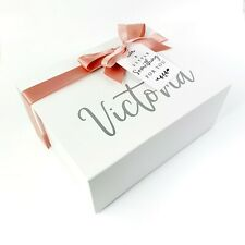 Will You Be My Bridesmaid Box   Personalised   Wedding Proposal Gift