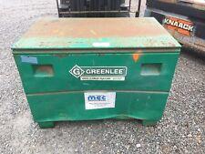 "Greenlee 25 cu-ft. 48 x 30 x 30"" Storage Chest 3048 Ultra Tugger 6805 Box"