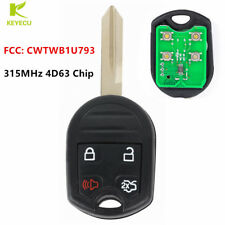 Relacement Remote Head Key for Ford Edge Escape Expedition Explorer Flex Fusion