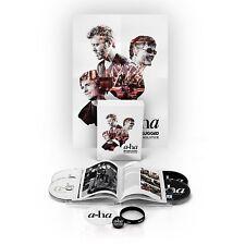 A-HA - MTV UNPLUGGED-SUMMER SOLSTICE (FANBOX)  3 CD+DVD NEW!