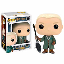 Funko Pop Harry Potter Draco Malfoy 19 Exclusive Nuevo
