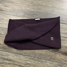 Lululemon Mantra Twist Ear Warmer Headband *