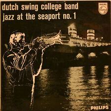 """DUTCH SWING COLLEGE BAND - Jazz At The Seaport no.1 Single 7 """" (i680)"""