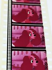 Lady and the Tramp 35mm Film Animation Trailer Cinema Disney One Little Indian
