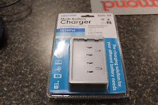 NEW SOLOXP-OC LENMAR MULTI-BATTERY CHARGER NEW