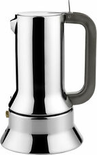 Alessi Design Coffee Maker Espresso 3 Cups 9090 Sapper - Caffettiera