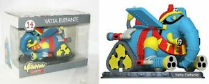 YATTAMAN CULT COLLECTION N. 14 YATTA ELEFANTE STATUA 3D FIGURE 12CM  MINT IN BOX