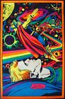 THOR ASTRAL THOR ASGARD MARVEL THIRD EYE Black light poster TE4006 JACK KIRBY