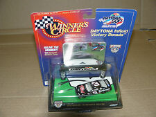 1998 HASBRO Winner's Circle/ DALE EARNHEARDT#3/Daytona Infield Victory REDUCED!