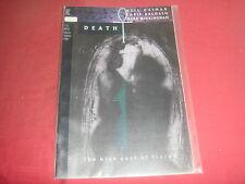 DEATH HIGH COST OF LIVING #3 Variant Neil Gaiman Sandman  DC Vertigo Comics - NM
