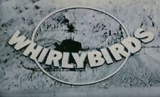 WHIRLYBIRDS 63 EPISODES ON DVD 1950s CLASSIC TELEVISION