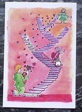 Carte postale La maison du monte escalier,Maia,Sermentizon  2010,  CPSM