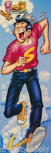 DOOR POSTER :COMICS: ARCHIE COMICS - JUGHEAD  - FREE SHIPPING !   RAP4 C