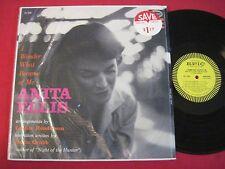 FEMALE VOCAL JAZZ LP - ANITA ELLIS - I WONDER WHAT BECAME OF ME - EPIC LN 3280