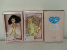 Vintage Ginny Vogue Dolls Lot:  Rapunzel 71-3930 & Waltzing Ginny 71-2690 - READ