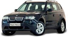 BMW X3 2009 Service Repair Manual on PDF