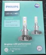 39861831 - 11972ULWX2 COPPIA LAMPADE PHILIPS ULTINON  LED H7 +160%  LUMINOSITA'