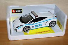 1:18 Lamborghini Gallardo NYPD - Umbau Bburago